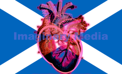 'Heartland Scotland' by Imaginary Media Images