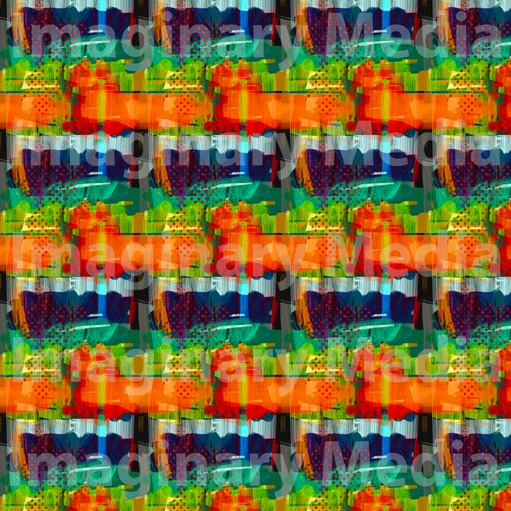 'QIV' Pattern 1 - Designed by Imaginary Media Images
