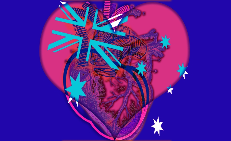 Hearts of Hearts - Hartland Australia: Hartlands Collection by Imaginarymediaimages (IMI)