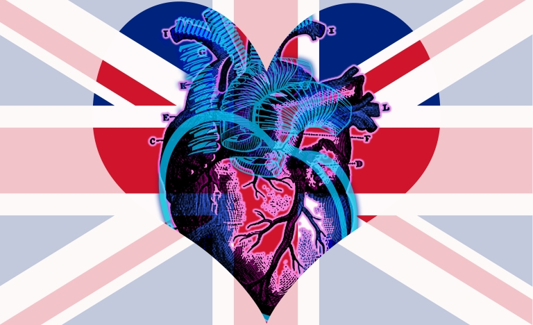 Hearts of Hearts - Hartland UK: Hartlands Collection by Imaginarymediaimages (IMI)